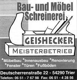 Schreiner Geishecker