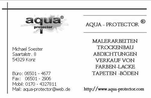 aqua Bautenschutz