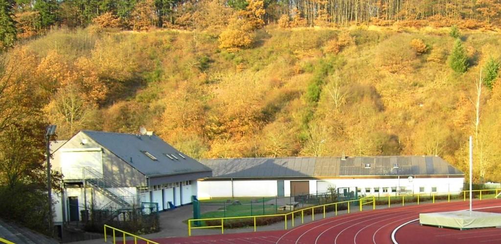 Gebäudeensemble Stadion