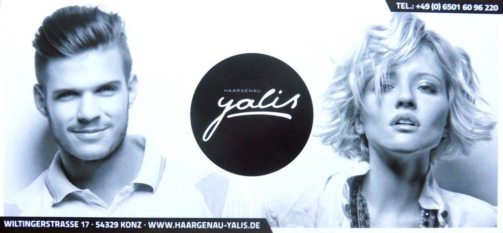 Friseur Yalis, Konz