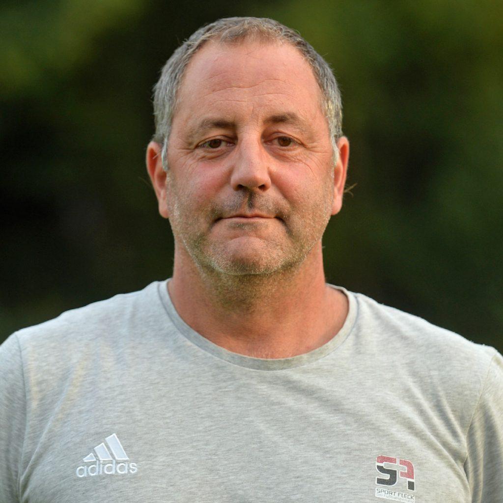 Trainer Ralph Güth